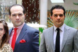 El antes y el después del implante capilar de Alfonso Sánchez