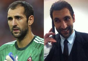 El antes y el después del implante capilar de Diego López