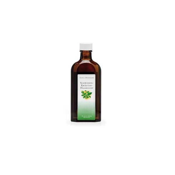 Agua capilar que estimula el cuero cabelludo