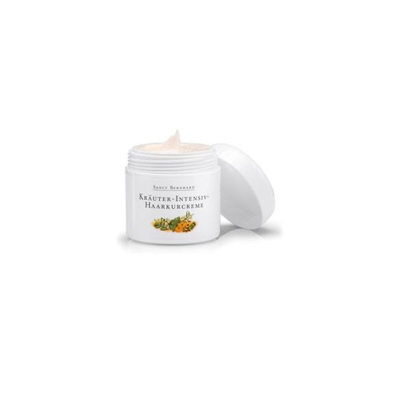 Crema capilar curativa con multivitaminas