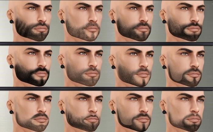 micropigmentación capilar de barba
